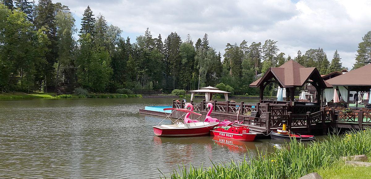 Детский флот, поселок Николино