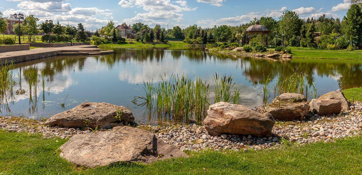 Малое озеро, поселок Николино