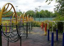Спортивная площадка поселка Николино