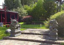 Скульптуры из китайской мифологии, поселок Николино