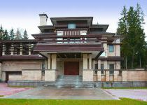 Дом в китайском стиле, поселок Николино