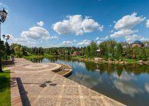 Лето, поселок Николино